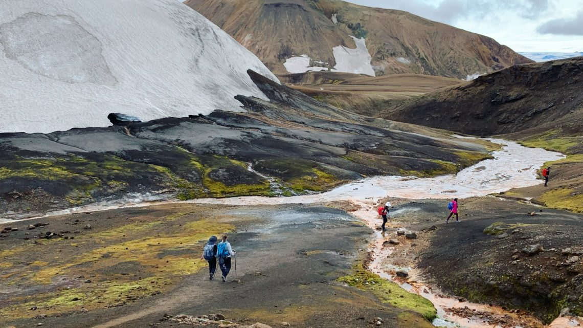 Iceland: The land of fire and ice